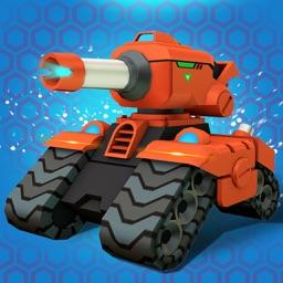 Tankr.io Realtime Battle