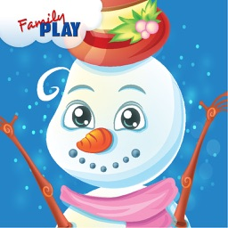 Snowman Preschool Math Games
