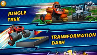 Blaze: Obstacle Course Screenshot