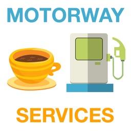 UK Motorway Services Alert