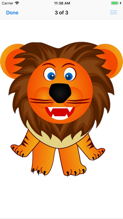Lion Stickers screenshot-6