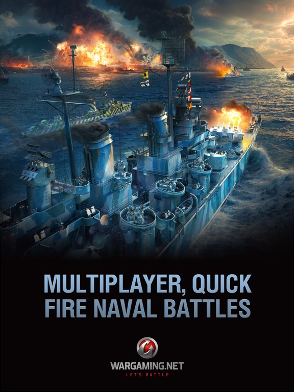 World of Warships Blitz: MMO screenshot 7