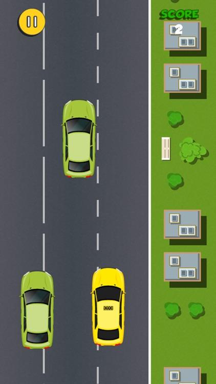 Royle Taxi Ride Highway Crash
