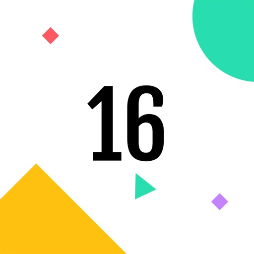 Sixteen - The Puzzle icon