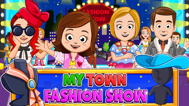 My Town : Fashion Show