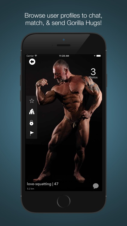 Musclr - Gay Muscle Dating