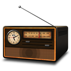 ‎Radio Clock - Listen to 50,000 stations from around the world!