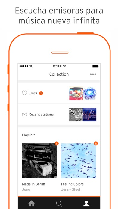 download SoundCloud Música apps 1