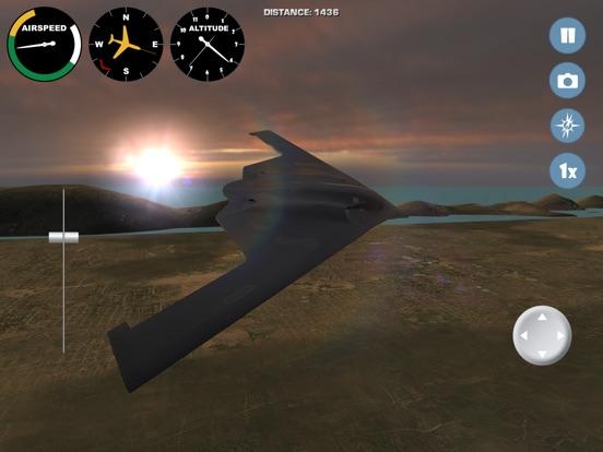 Скачать Полеты на самолете по миру