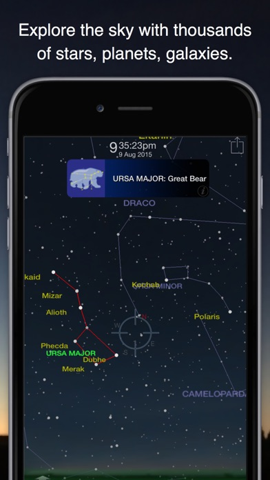 Pocket Universe: Virtual Sky Astronomy Screenshot 1