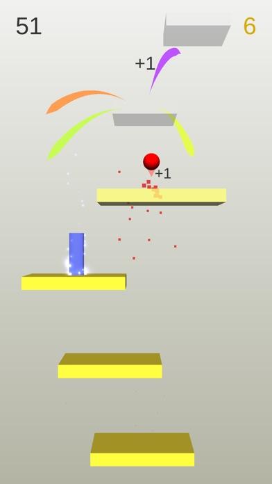 Ball Fall... screenshot 1