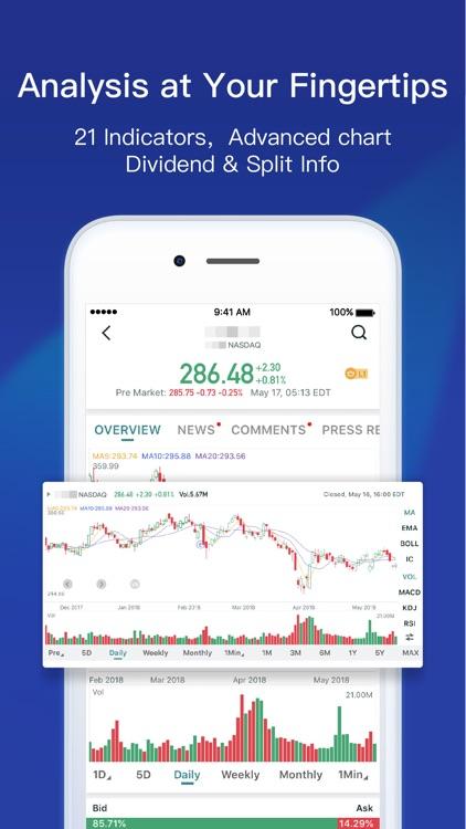 Webull - Stock Trading App screenshot-5