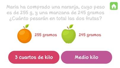 Weight Measures screenshot three