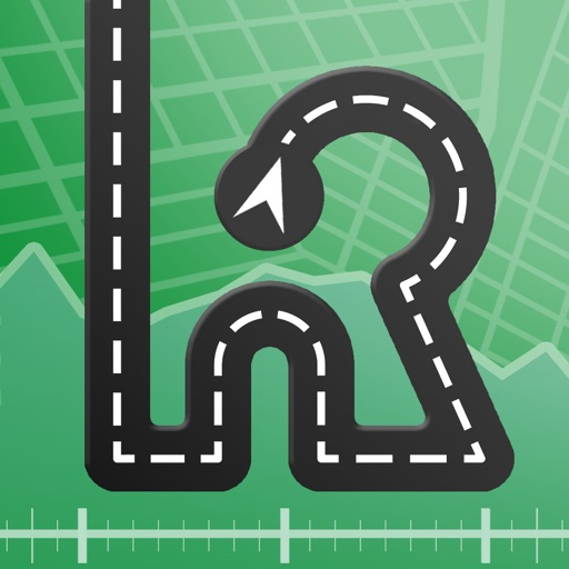 inRoute Route Planner application logo