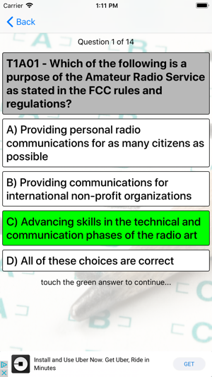 Suggest Online amateur radio practice exams