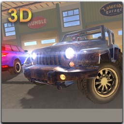 4x4 Offroad Jeep Driver Racing