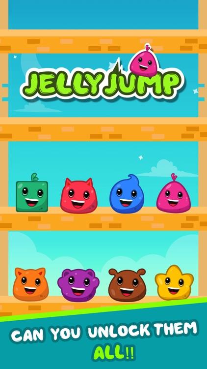 Jelly Jump Endless screenshot-3