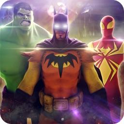 Superhero City War: Gangster