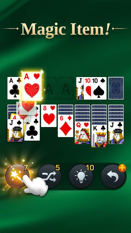 World of Solitaire: Card game screenshot-5