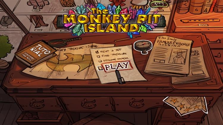 The Monkey Pit Island -Survive