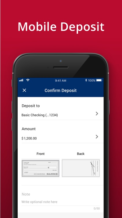 United First Mobile Money screenshot-3