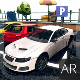 AR Parking-Real World Drive