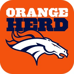 Denver Broncos Orange Herd