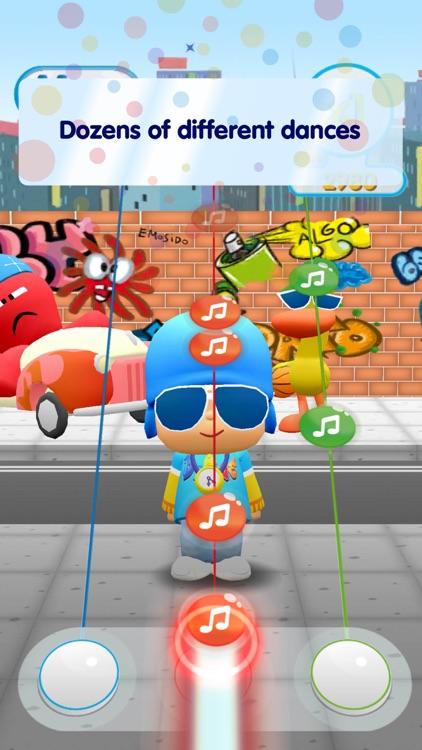 Pocoyo Tap Tap Dance screenshot-3