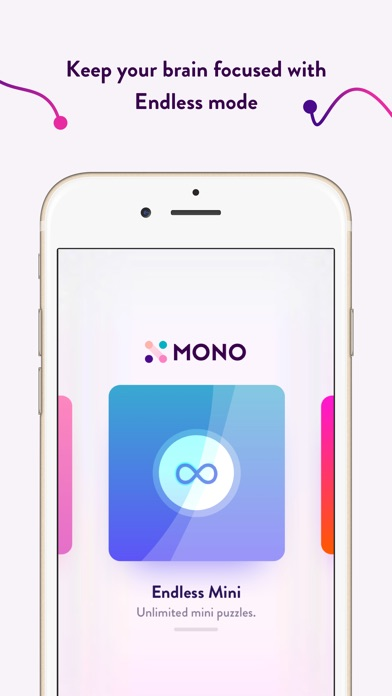 MONO — colors and connections Screenshots