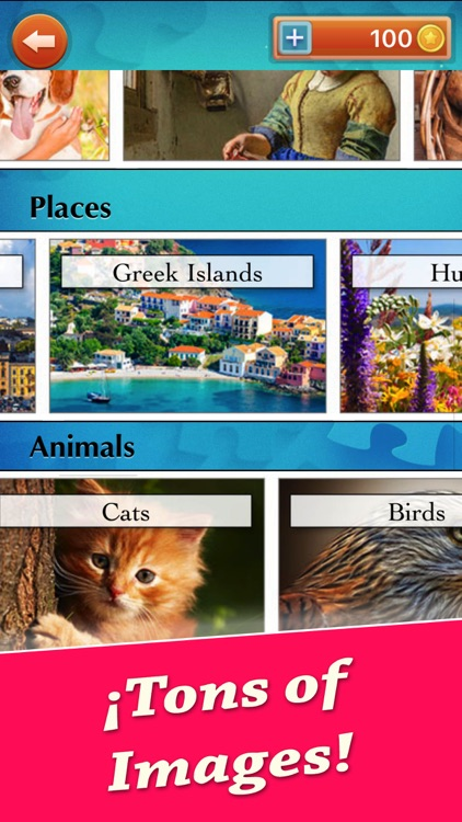 Jigsaw puzzle - Magic World screenshot-3