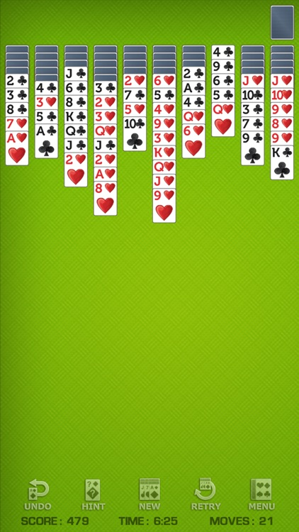 Spider Solitaire ▹ screenshot-4