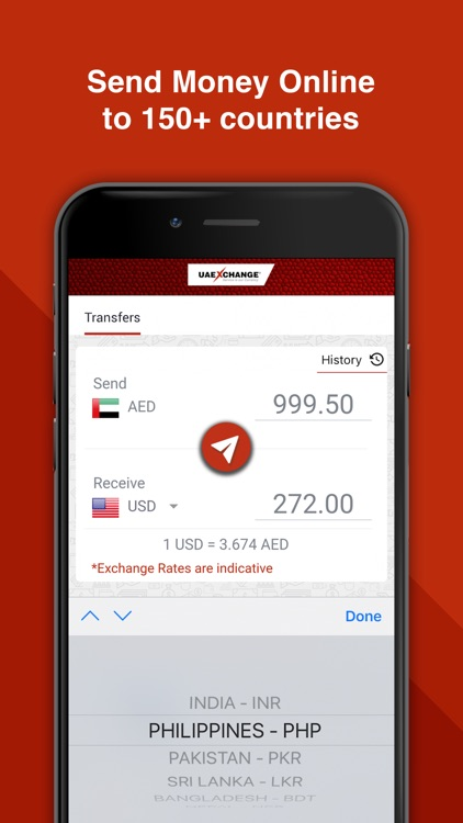 UAE Exchange screenshot-0