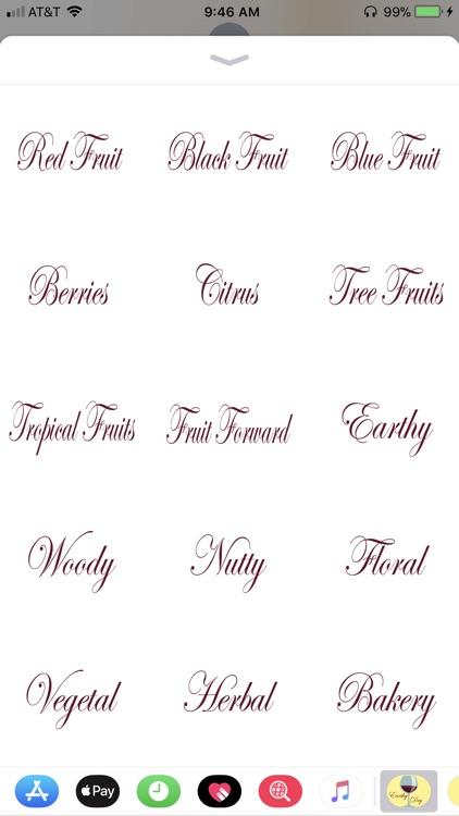 Wine Tasting Terminology screenshot-7