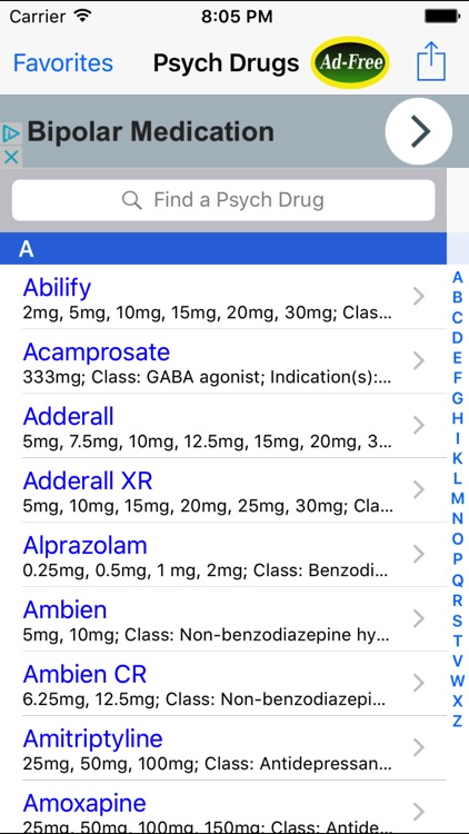 Psych Drugs & Medications: Psychiatric Meds Guide