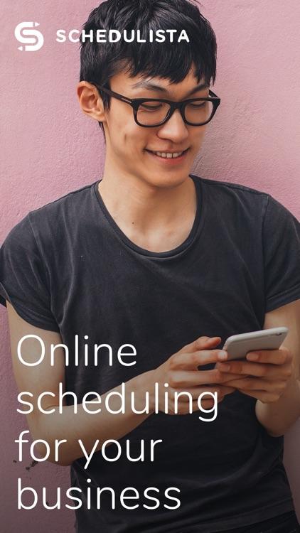 Schedulista Online Scheduling