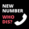 Russell White - New Number Who Dis  artwork