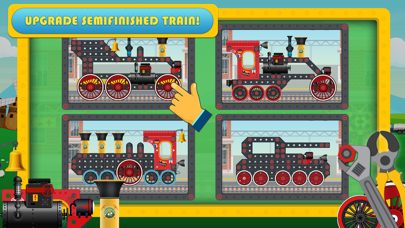 Train Simulator & Maker Game screenshot 8