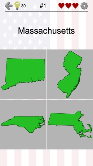 50 us states american quiz on the app store