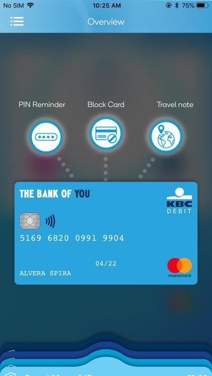 KBC Ireland Mobile Banking screenshot-6