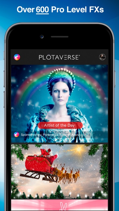 PLOTAVERSE•Create Your Realityのスクリーンショット