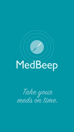 MedBeep Screenshot