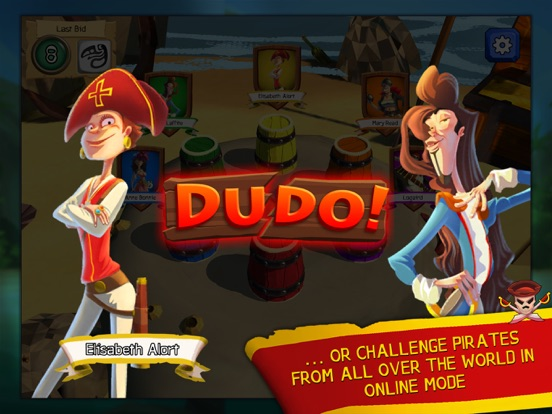 Perudo: The Pirate Board Game screenshot 10