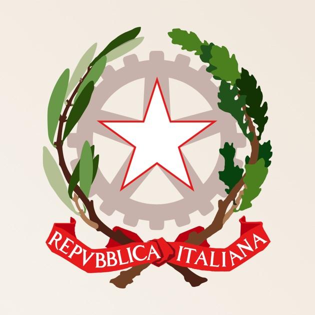 Costituzione italiana on the app store for Senatori della repubblica italiana nomi