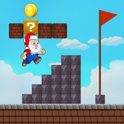 Super Santa Claus Jump & Run