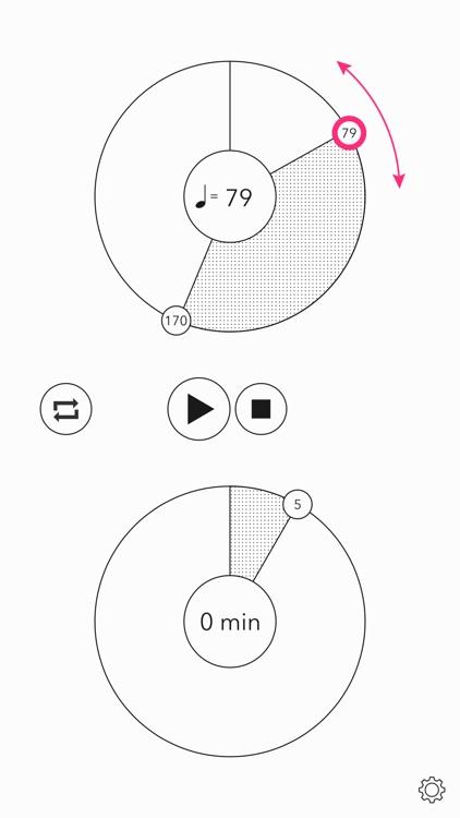 +tempo / metronome accelerator screenshot-0