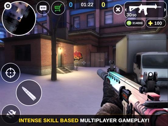 Скачать игру Counter Attack Multiplayer FPS