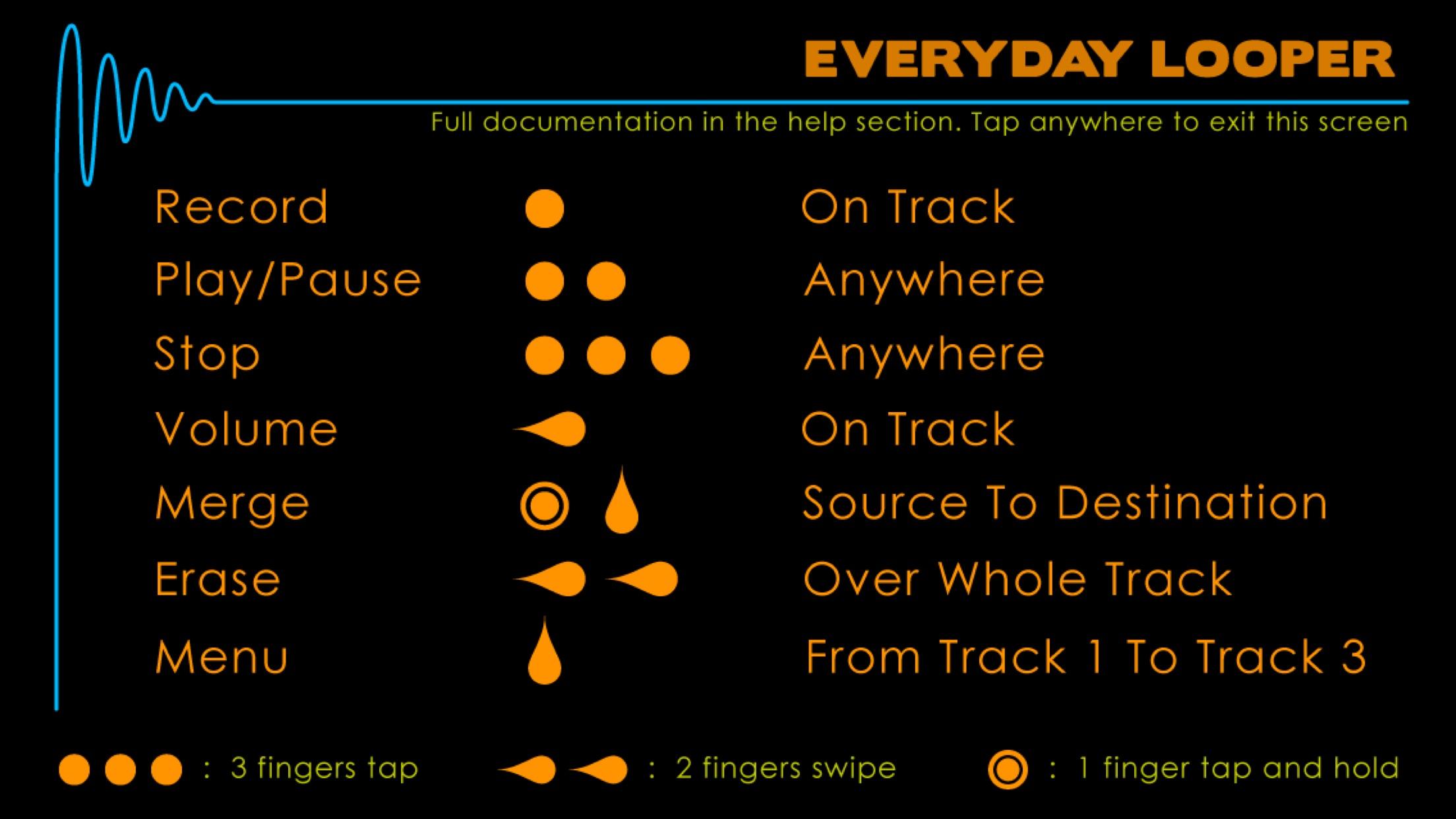 Everyday Looper Screenshot