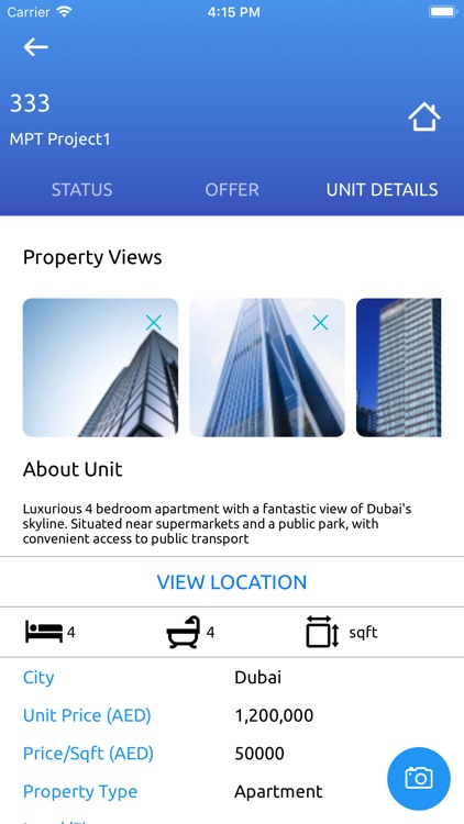 MyPropertyTap for Business screenshot-3