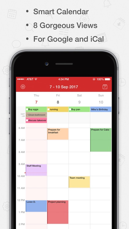 Tiny Calendar Pro screenshot-0