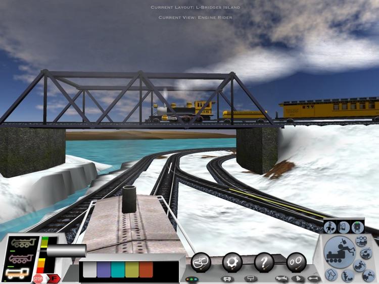 iRunTrains Lite screenshot-4